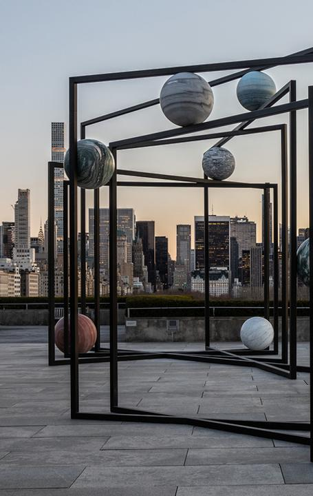 The Met's Roof Garden Commission: Alicja Kwade, ParaPivot