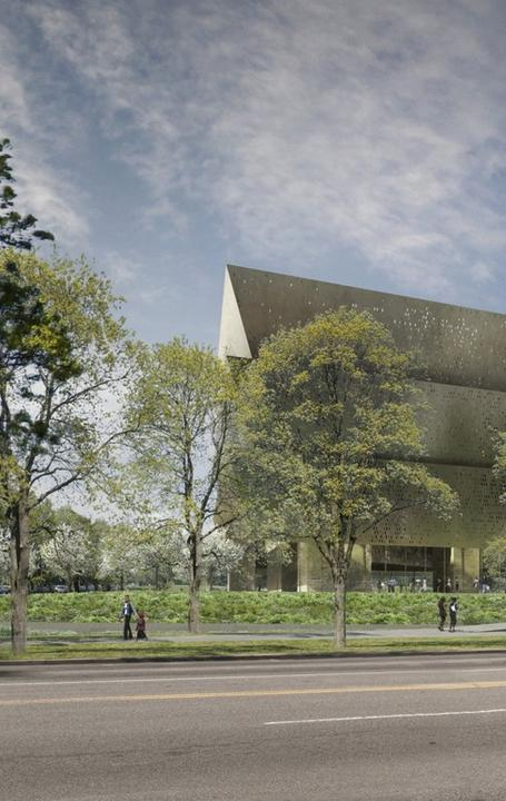 National Museum of African American History and Culture in Washington.