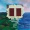"Ruth Lozner and Kenzie Raulin Chapters 1-10, acrylic on canvas, 36"" x 36"""