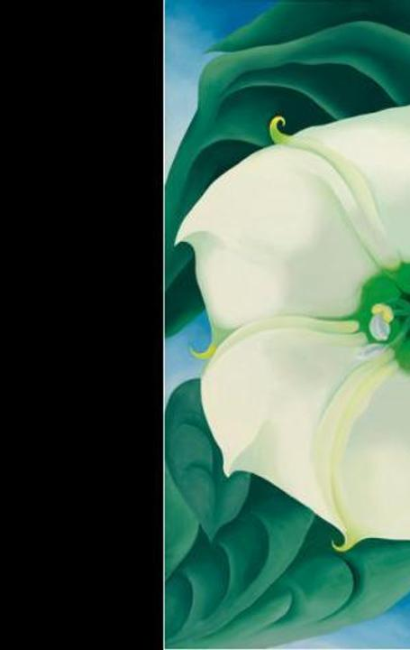 'Jimson Weed/White Flower No 1', a 1932 painting by Georgia O'Keeffe fetched a record price of $44.4 million at Sotheby's in fall 2014.