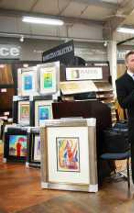 Attendees will be able to bid on and buy fine artwork at their price, while they enjoy the sheer enjoyment a live auction generates.