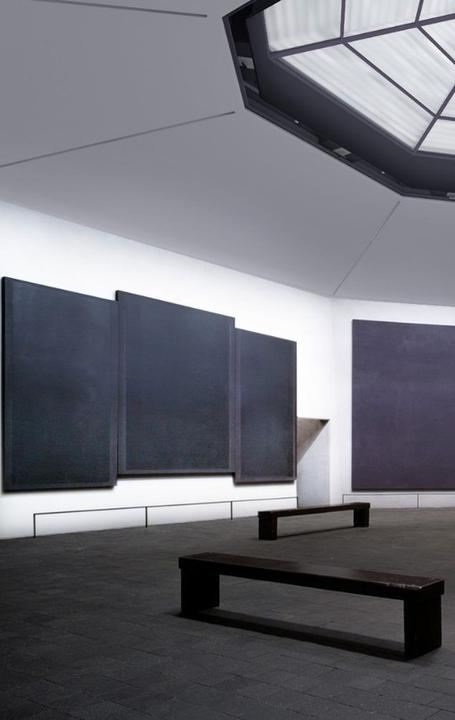 Rothko Chapel is closed while undergoing a restoration and campus enhancement before its 50th anniversary in 2021.