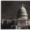 Robert Longo's 2012 Study of the Capitol, a charcoal and ink on vellum, (estimate: $50,000 to $80,000)