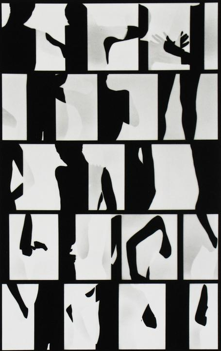 Ray Metzker, Nude Composite, 1966 Gelatin silver print; printed 1984 (c) Estate of Ray K.  Metzker / Courtesy Howard Greenberg Gallery, New York