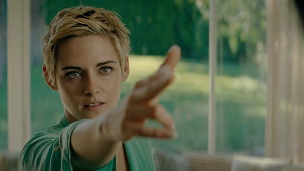 "Kristen Stewart playing the role of Jean Seberg in the Amazon Originals biopic ""Seberg."""
