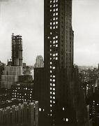 Alfred Stieglitz, Evening, New York from the Shelton, est.  $200/300,000, sold for $929,000