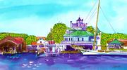 Fine Art Daily, Chesapeake Bay Maritime Museum