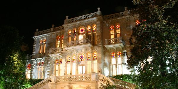 The Sursock Museum, a modern art and contemporary art museum in Beirut, Lebanon, prior to damage from the August 4 blast.