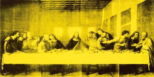 The Last Supper (1986) by Andy Warhol will be deaccessioned by the BMA and offered by Sotheby's through private sale.