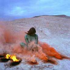 "Judy Chicago (b.  1939), ""Immolation"", from the series ""Women and Smoke"", 1972.  Fireworks performance; performed in California desert.  Courtesy of the artist; Salon 94, New York; and Jessica Silverman Gallery, San Francisco.  © Judy Chicago / Artists Rights Society (ARS), New York.  Photograph courtesy of Through the Flower Archives"