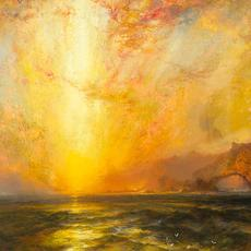Thomas Moran, Fiercely the Red Sun Descending