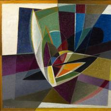 Werner Drewes (1899-1985), Destroyed Tranquility, 1972, oil on canvas, 35 ⅞ x 40 in.