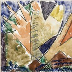 Arthur G.  Dove, Untitled Centerport #2, 1941, watercolor and pencil on paper.  Gift of Mr.  William C.  Dove.