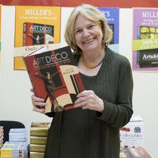 Judith Miller with Millers Price Guide