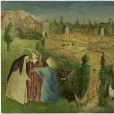 "Leonora Carrington, ""The Kitchen Garden on the Eyot"" (1946) Photo: © Estate of Leonora Carrington"