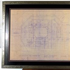 A candidate for top lot of the sale is an original first generation Lucasfilm Star Wars blueprint, used for the 1977 film, Star Wars: Episode IV – A New Hope (est.  $3,000-$5,000).