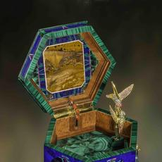 The Garden of Delight Mystery Box.  Created by Nicolai Medvedev (in collaboration with Paula Crevoshay)