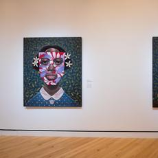 Ronald Jackson.  Courtesy of Ronald Jackson.  On view at Crystal Bridges Museum of American Art