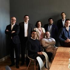 The Auctionata and Paddle8 management team in 2016.