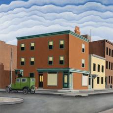 """Morning in Brooklyn,"" supposedly by artist George Ault, sold for $336,500."
