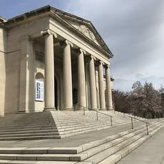 Baltimore Museum of Art.  Photograph by Eli Pousson.