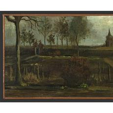 "Van Gogh's ""The Parsonage Garden at Nuenen in Spring"""