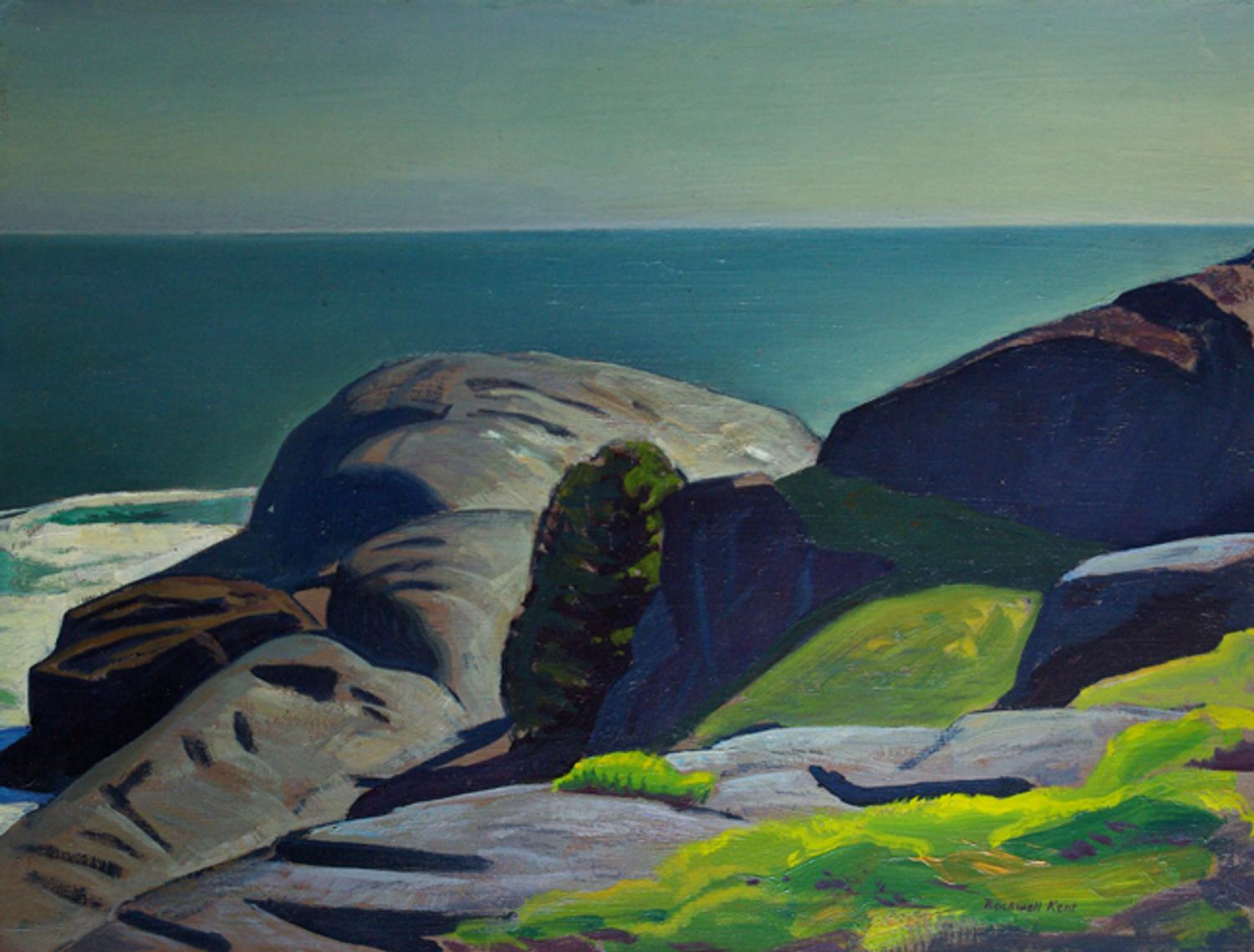 Rockwell Kent Rediscovered Artwire Press Release From