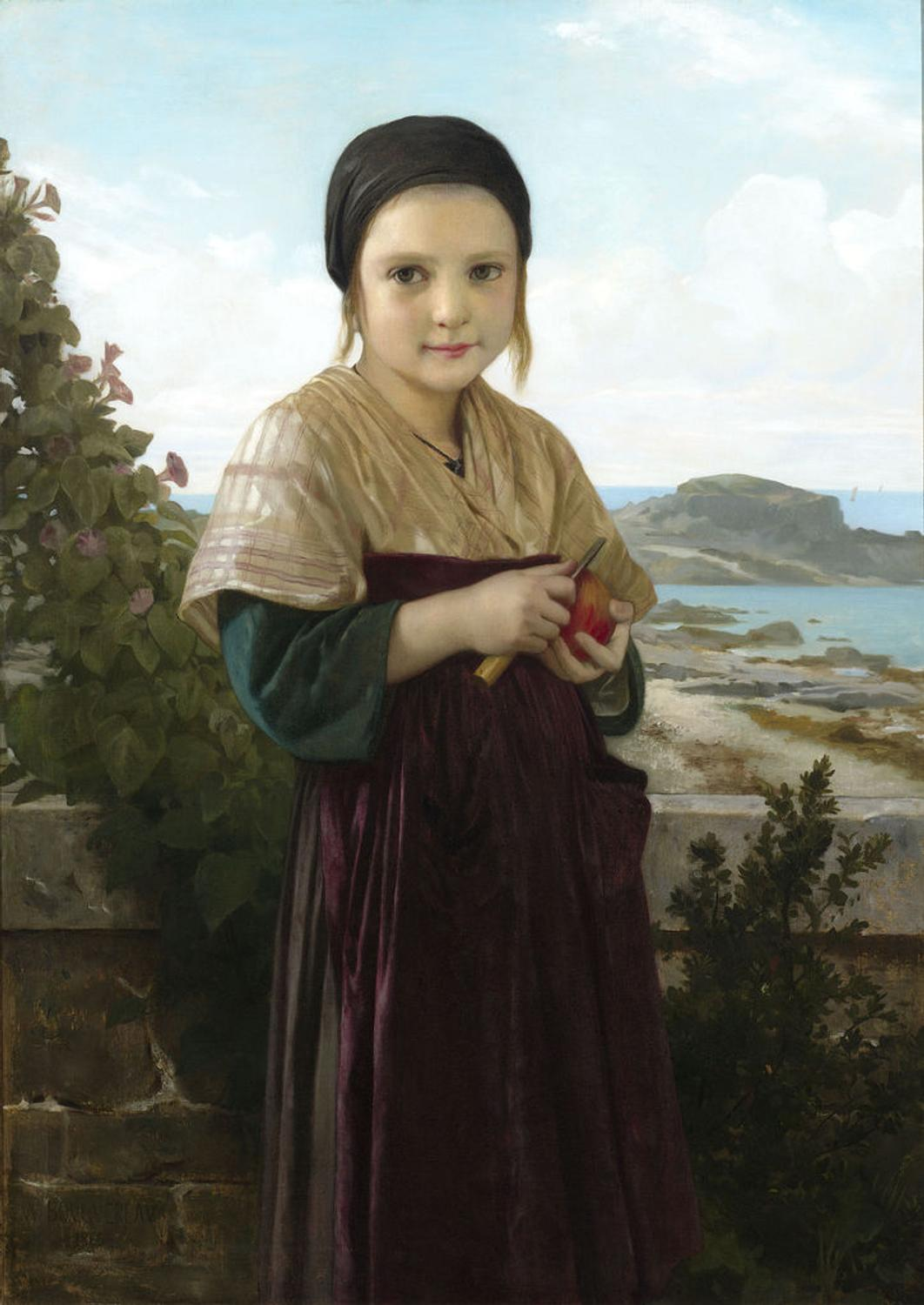 A Commanding Presence The Art Of William Bouguereau