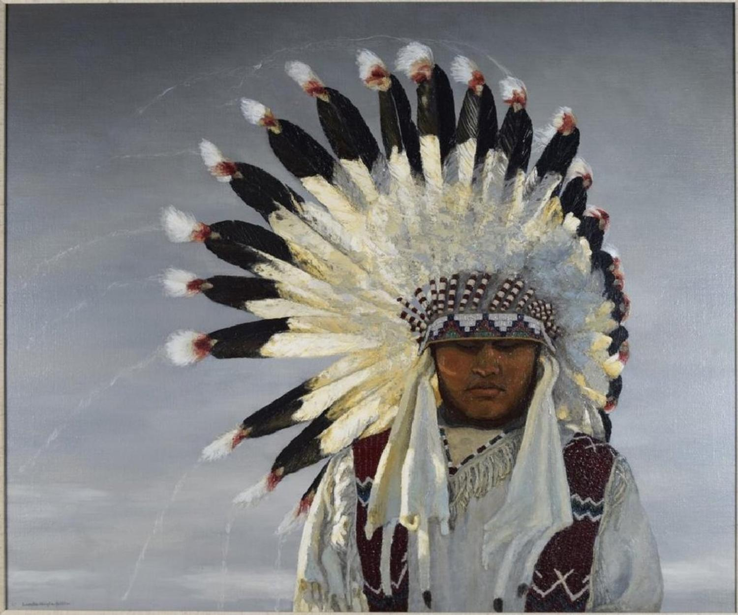 Original Works By Important Native American And
