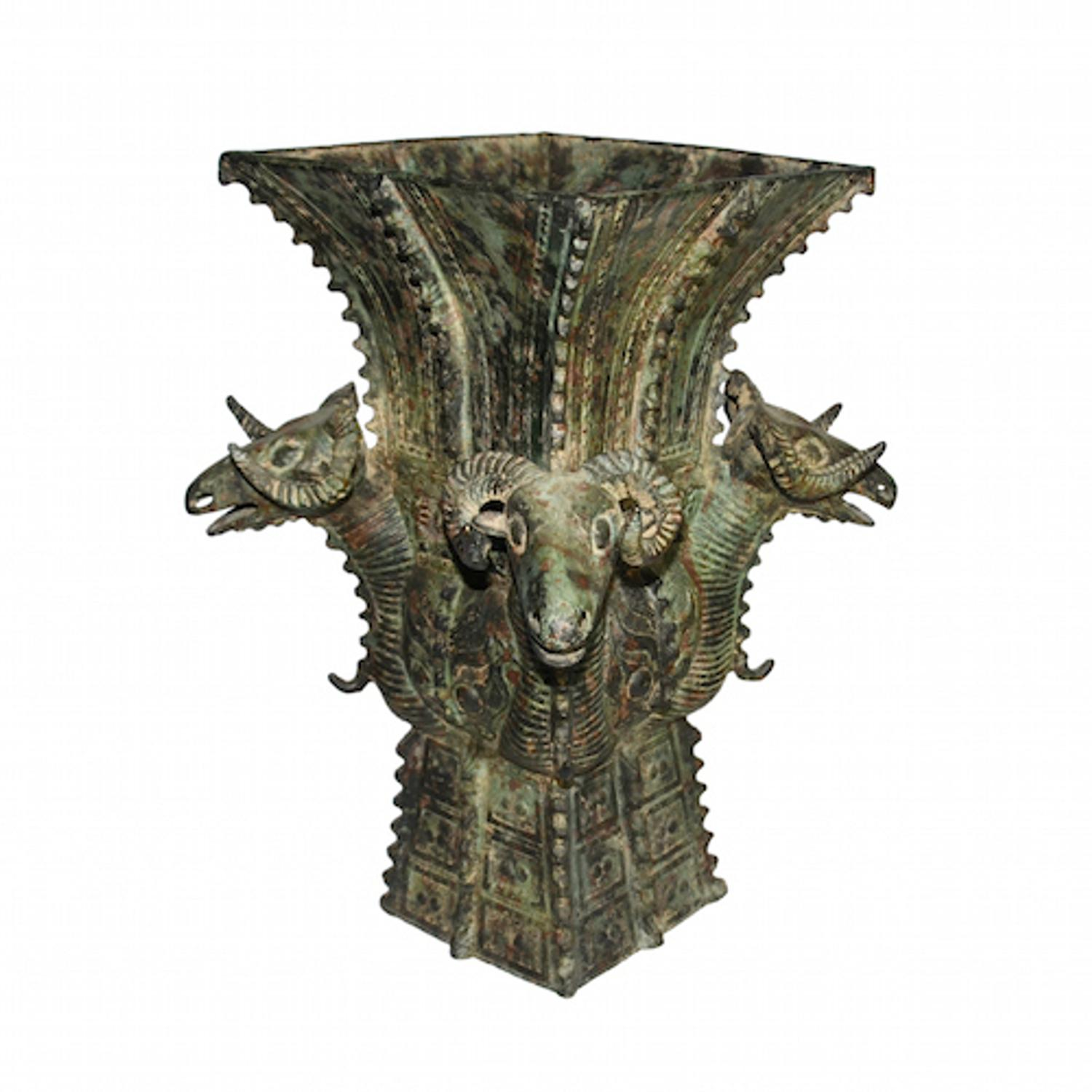 Archaic Chinese Bronzes On View At Gianguan Auctions Art
