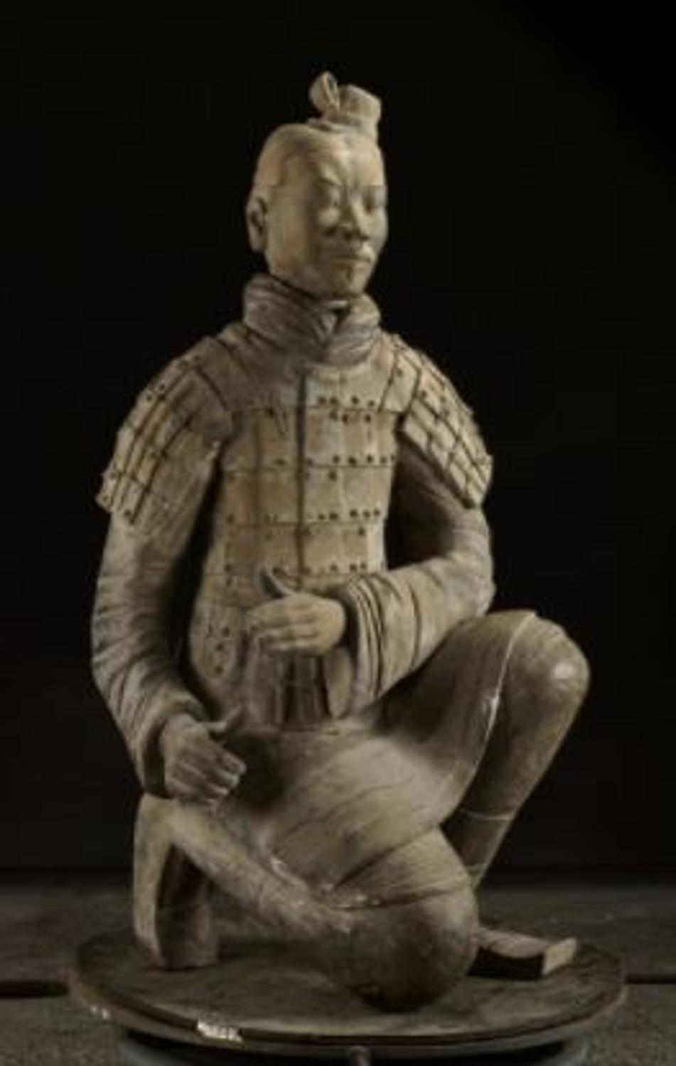 Terracotta Army Legacy Of The First Emperor Of China On