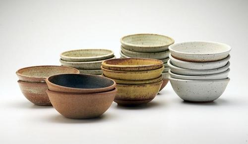 Shoshi Watanabe, Bowls, 2019, featured at Hinoki & the Bird