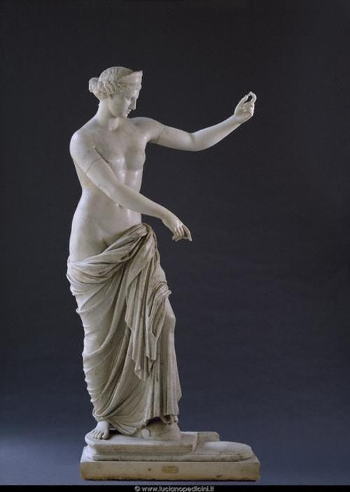 Aphrodite of Capua, about 117 - 138, Roman, Marble