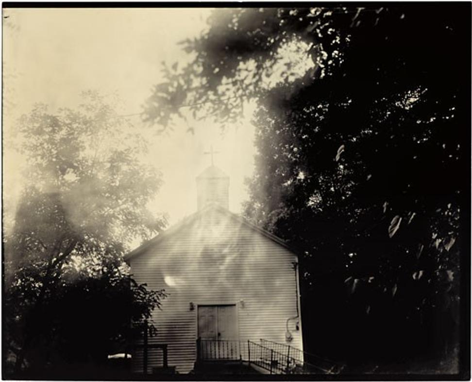 Sally Mann, Oak Hill Baptist 01:01, 2008-2016, gelatin silver print, collection of the artist, image © Sally Mann