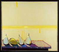 Raimonds Staprans Sunshine Pears, 2006 Oil on canvas 43 ¼ × 49 ¾ inches The Buck Collection through the University of California, Irvine