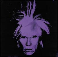 Andy Warhol's purple Self Portrait sold at Sotheby's in 2010 for $32.6 million.