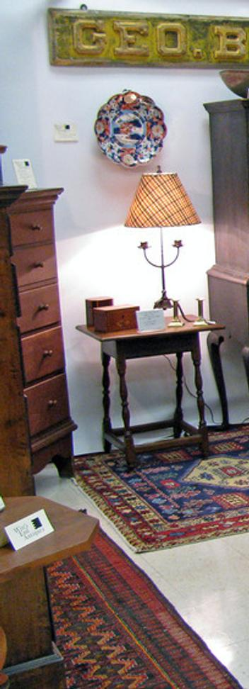 Guilford antiques show a new england tradition returns for Craft fairs in ct december