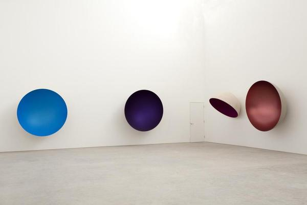 Artist's studio 2012-07-05.  Photo: Anish Kapoor.