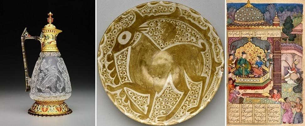 Dallas Museum of Art inaugurates The Keir Collection of Islamic Art Gallery, with an opening on April 18, 2017, of a long-term installation showcasing over 100 works from the Keir Collection.