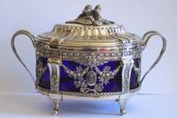 Antique French Sugar Casket
