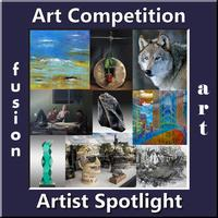 "Fusion Art's 3rd ""Artist Spotlight"" Solo Art Competition is Now Open www.fusionartps.com"