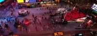 (2013 Valentine Heart by Situ Studio in Father Duffy Square, photo by Ka-Man Tse)